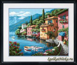 Lakeside Village 70-35285 / Городок на берегу озера