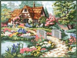 Cottage Retreat 02461 / Уединенный коттедж