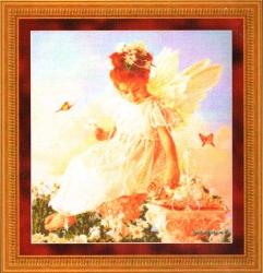 Butterfly Kisses Angel 22037 / Поцелуй бабочки