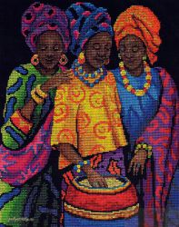Yoruban Beauties 35254 / Африканки