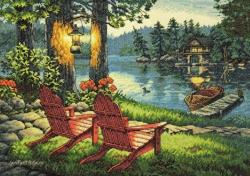 Twilight's Calm 70-35261 / Тишина в сумерках