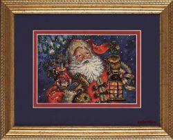 Nighttime Santa 70-08865 / Ночной Санта