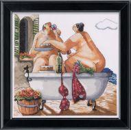 Bathing Beauties 2736 / Купание Вдвоем