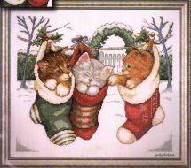 Cozy Kittens 5979 / Уютные Котята