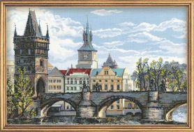Прага. Карлов мост 1058