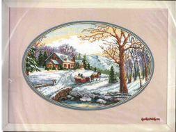 Winter Wonderland 3785 / Зимняя Сказка