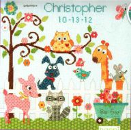 Happi Backyard Birth Record 70-73733 / Детская Метрика