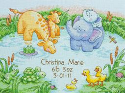 Little Pond Birth Record  70-73697 / Детская Метрика Маленький пруд