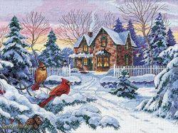 Winter Memories 35155 / Зимние воспоминания