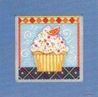 Vanilla Cupcake MH14-1101 / Ванильное пирожное