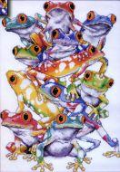 Frog Pile 2599 / Гора Лягушек