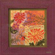 MH14-0203 Fall Blooms / Осенью цветет