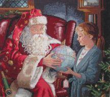One Christmas Eve 8803 / В канун рождества