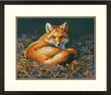 Sunlit Fox 70-35318 / Лиса в Лучах Солнца