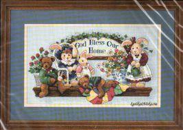 Cuddly Blessing 3888 / Приятное благословение