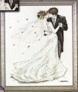 Wedding Couple 2844 / Свадебная пара